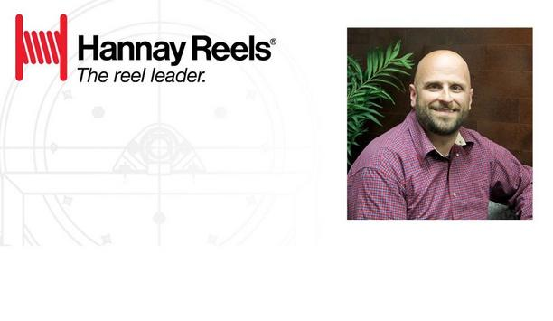 Hannay Reels Announces Eric Lounsbury As The Facilities Director And Coatings/Finishing Manager