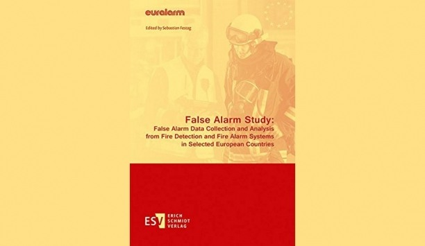 Euralarm Experts Publish Study On False Alarms By Analysing Data Collected From Fire Detection And Alarm Systems