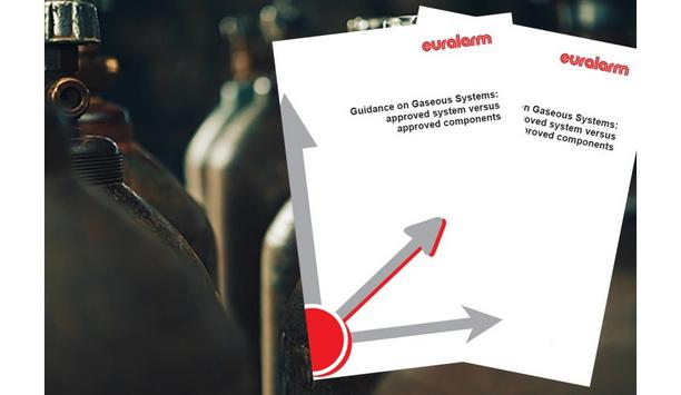 Euralarm Releases A Document Outlining The Difference Between Approved Gaseous Extinguishing Systems And Components