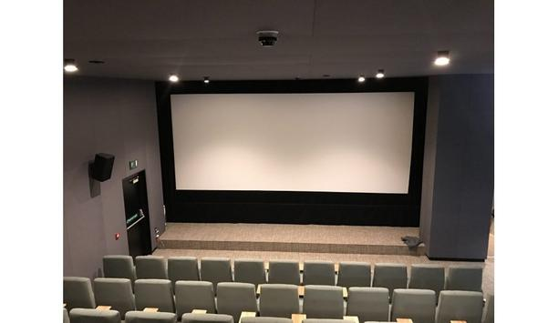Eurotech Upgrades Fire Safety By Installed The Best In Fire Detection Systems At The Curzon Cinema Aldgate
