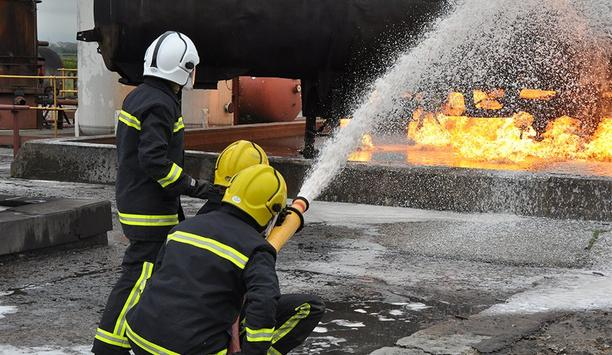 Firefighting With Foam:  Approaching The Transition To Fluorine Free