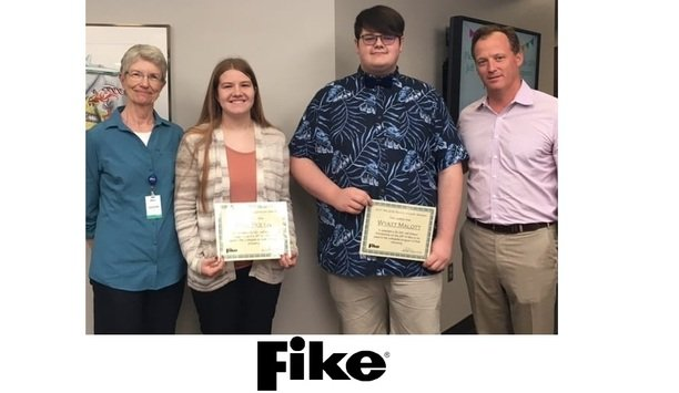 2019 Jeff Wilson Scholarship From Fike Awarded To Deserving Children Of Employees