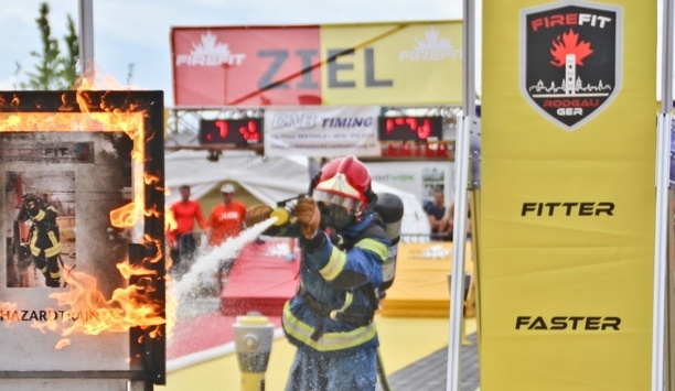FireFit Championships To Test Firefighters' Fitness And Prowess To Take Place At INTERSCHUTZ 2020