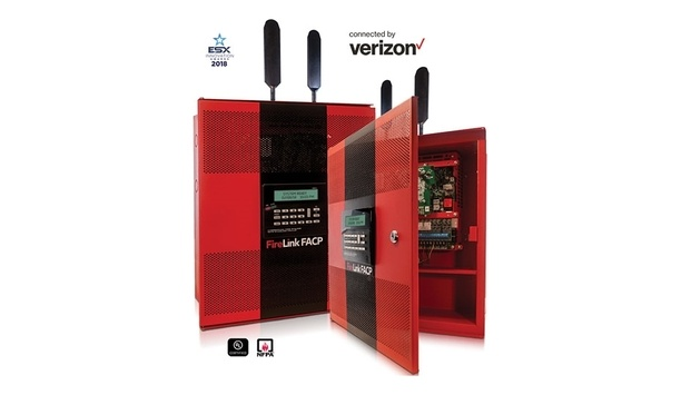 Napco Security Technologies Launches FireLink 8-32 Zone FACP With Built-In LTE Cellular Communicator