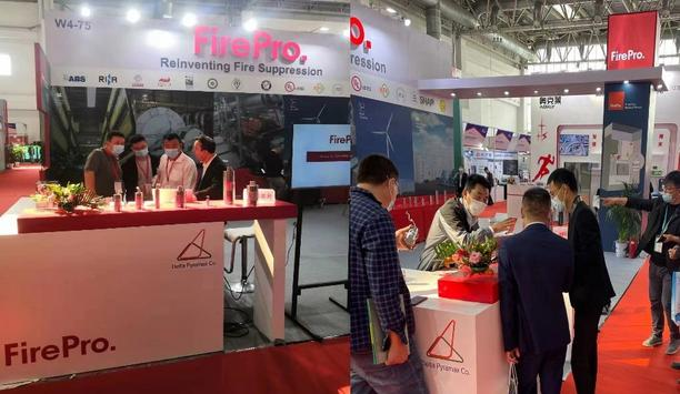 FirePro Systems Limited Participated In China Fire 2021