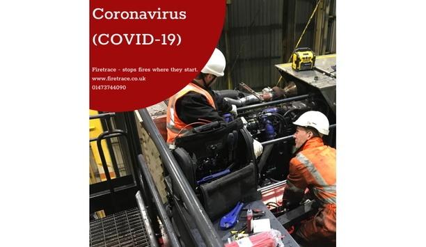 Firetrace Shares An Important Update Regarding Coronavirus With Its Customers