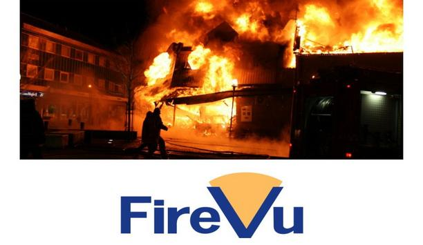 FireVu Announces That It Has Received Visual Flame Detection Patent US9530074 B2 In The US