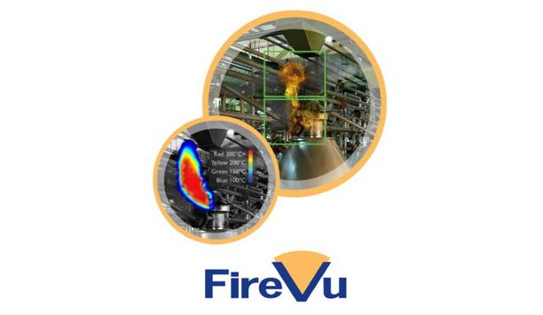 FireVu Awarded Visual Flame Detection Patent No. GB2535409 In The United Kingdom