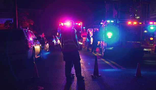 First Responders on the Front Lines as COVID-19 Continues to Spread