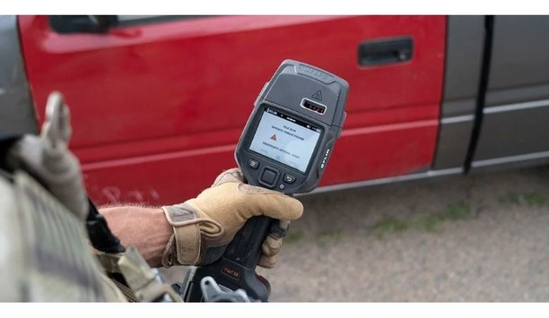 FLIR Launches The Fido X4 Premium Handheld Explosives Trace Detector That Delivers Unmatched Threat Coverage