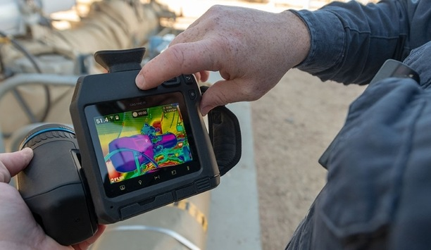 FLIR Systems Launches GF77 Gas Find IR Thermal Camera For Detecting Methane Gas