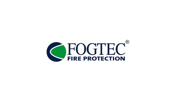 FOGTEC To Showcase Its Innovative Water Mist Systems For Fire Fighting At Intersec 2020