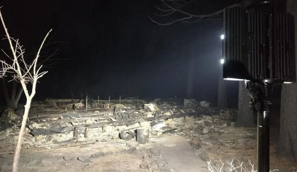 FoxFury Lighting Solutions Help First Responders To Search For Missing People From The Camp Fire