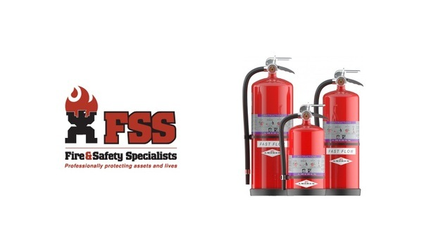 Fire & Safety Specialists Adds Amerex Z-Series Fire Extinguisher To Its Fire Suppression Equipment Portfolio