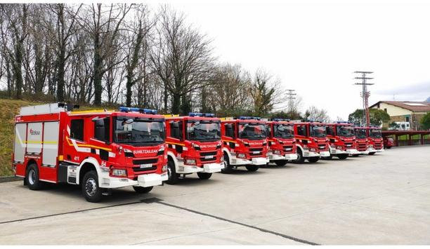 Spanish firefighting and rescue fleet invests in major vehicle upgrade