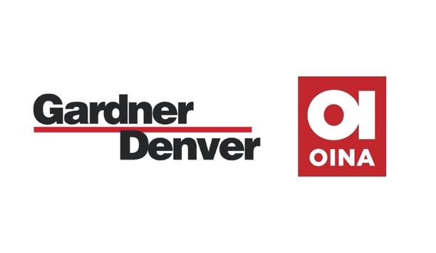 Gardner Denver Announces Acquiring Oina VV AB Firm