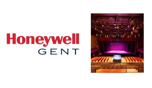 Gent By Honeywell Installs Its S-Quad Visual Alarm Devices At The Royal Spa Centre