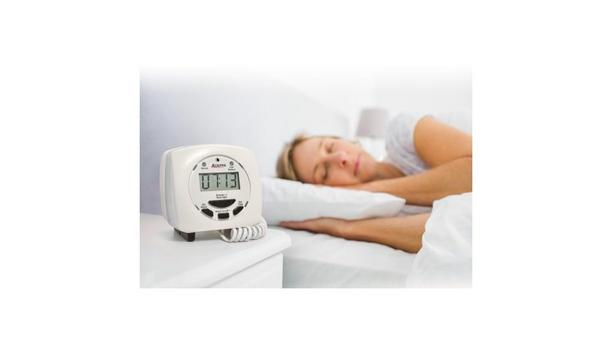 Geofire Launches Deaf Alert Home Pillow Alarm To Wake Hard Of Hearing In The Event Of Fire