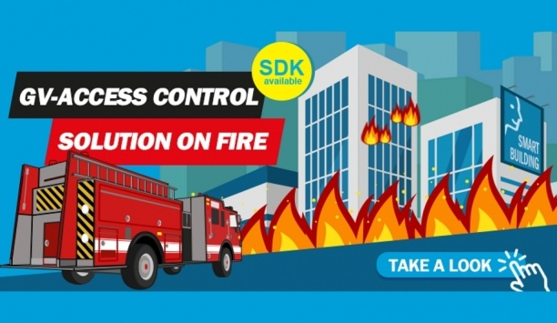 GV-Access Control Solutions Integrated With GeoVision Surveillance Systems For Fire Safety