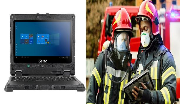 Getac's Next-Generation K120 Fully-Rugged Tablet For Optimal Productivity In The Field