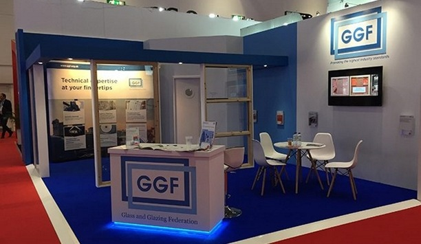 GGF Exhibited Products Showing The Various Stages Of Fire-Resistant Glazing Process At FIREX 2019