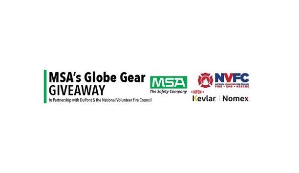 MSA's Globe Gear Giveaway Program Reaches $1 Million Milestone in 2019
