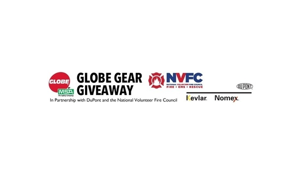 Globe Giveaway Program Arranges For 52 Sets Of Gear To Be Awarded To 13 Departments
