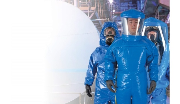 Respirex Develops An Advanced Range Of GLS Chemical Suits Using Chemprotex 300