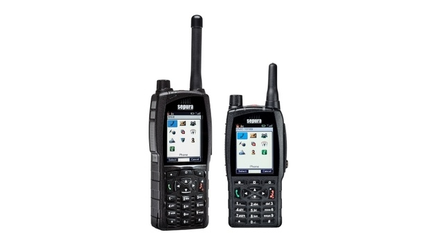 Goiás State Brazil Police Equipped With Sepura SC21 Hand-Portable Radios