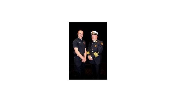 Groveland Firefighter Michael Neenan Graduates From Massachusetts Firefighting Academy