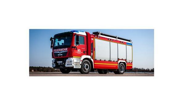Rosenbauer Announces Florian Henkel 01 GW-U-01 Environmental Protection Equipment Truck