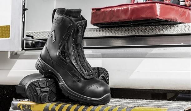 HAIX To Showcase Elite Emergency Services Safety Footwear Range At ESS 2018