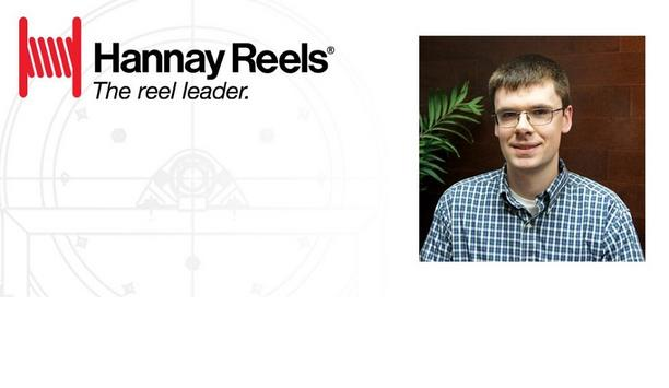 Hannay Reels Announces The Appointment Of David Lasselle As A Design Engineer