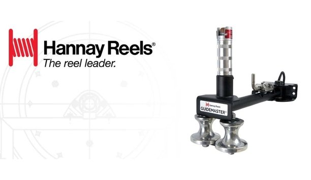 Hannay Reels Launches Guidemaster GM-X Replacing The GM-700
