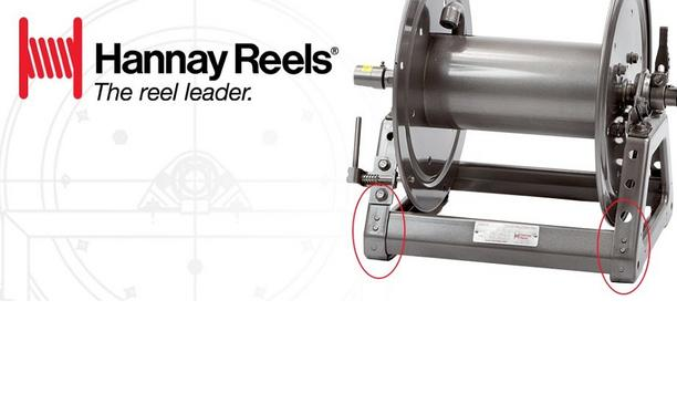Hannay Reels Announces Replacing Bolted With Riveted Construction On Hose And Cable Reels