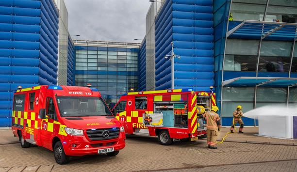 Heathrow AFRS Gets Domestic Response Units Based On Mercedes-Benz Chassis To Tackle Emergencies