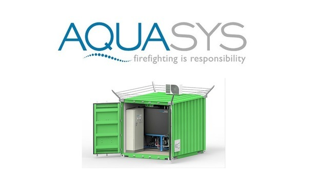 AQUASYS Installs Optimized Firefighting System To Protect Prison In South Of England