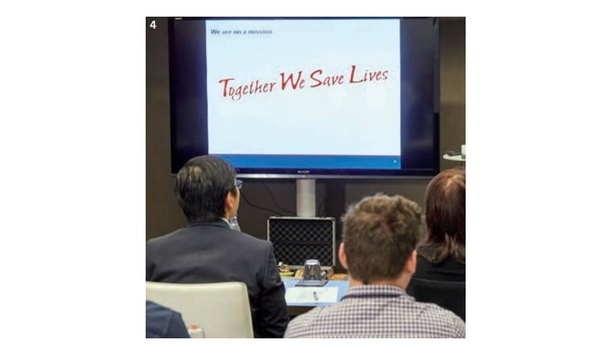 HOERBIGER Group Conducts A Boot Camp For The Employees Of Their Safety Division