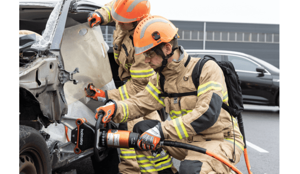 Holmatro Announces Backpack Pump GBP10EVO3 Equipped With A CORE Connector