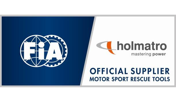 Holmatro Becomes FIA Official Supplier To Provide The Hydraulic Cutting And Spreading Equipment