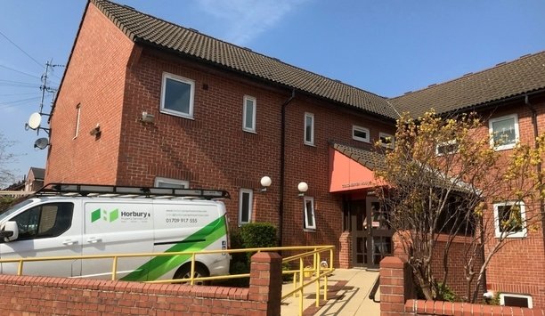 Horbury Provides Fire Door Replacement And Fire Compartmentation Upgrades For Arches Housing