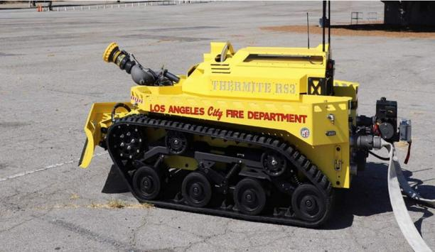 Howe & Howe Completes First Domestic Sale Of The Thermite™ Rs3 To The Los Angeles City Fire Department