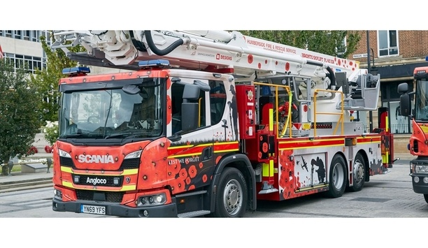 Humberside Fire & Rescue Service Employs The Scania L-Series Low-Entry Fire Truck For City Rescues