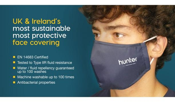 Hunter Apparel Solutions Deliver 50 Million Units Of Vital Protective Clothing To Fire Authorities During The Pandemic