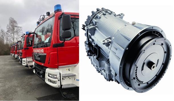 Institut der Feuerwehr Orders 109 New MAN TGM Fire-Fighting Vehicles With Allison Transmission