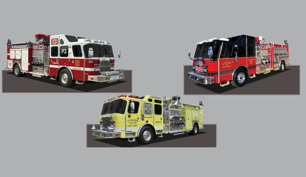 E-ONE Industrial Pumpers Delivered To Imperial Oil, Citgo Petroleum And Collins Fire Department