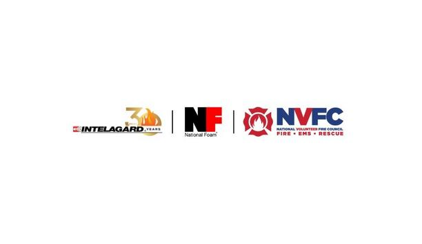 Intelagard, National Foam, And The NVFC Partner To Giveaway Nine Macaw CAFS Backpacks