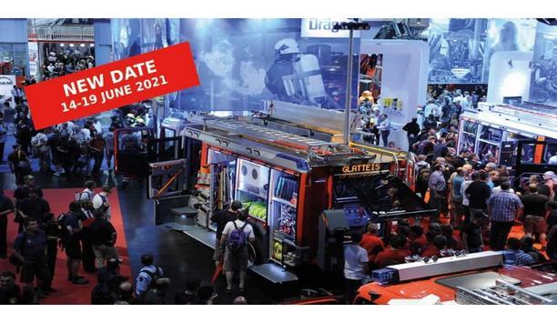 Messe Frankfurt Announces Interschutz International Trade Event Postponed To June 14 - 19, 2021