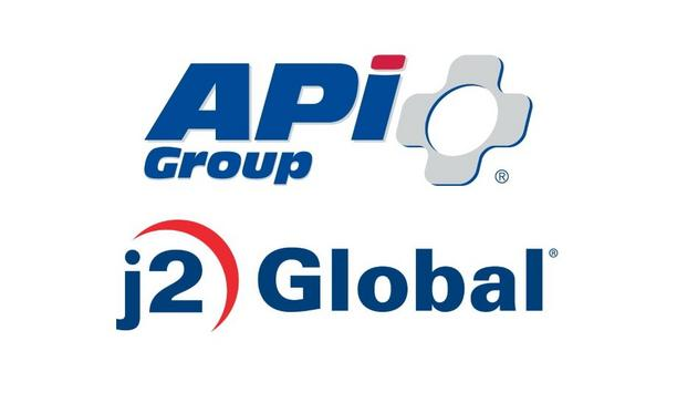 J2 Acquisition Limited Announces Definitive Agreement To Acquire APi Group, Inc.