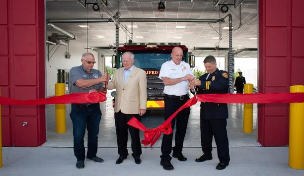 JFRD Opened Fire Station 73 And Broke Ground On The Site Of Station 61